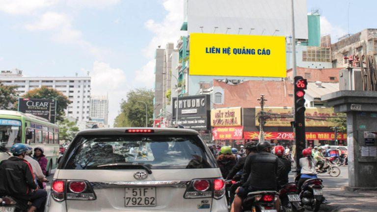 Pano Ốp Tường Tại Ngã 5 Nguyễn Trãi – Trần Phú – Quận 1 – Tp. Hồ Chí Minh