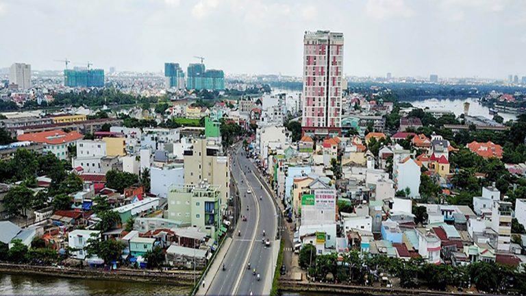 Pano Trivison Tại Chợ Thanh Đa – Bình Quới – Quận Bình Thạnh – Tp. Hồ Chí Minh