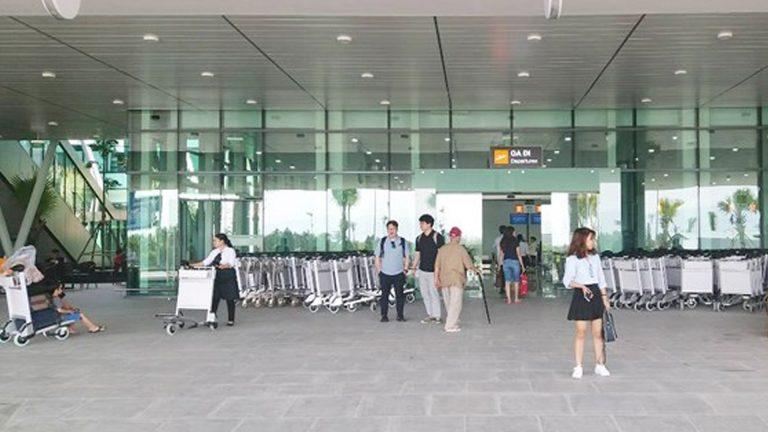 Quảng Cáo Trên Xe Đẩy Tại Sân Bay Phù Cát- Bình Định ( Số Lượng 250 Chiếc )