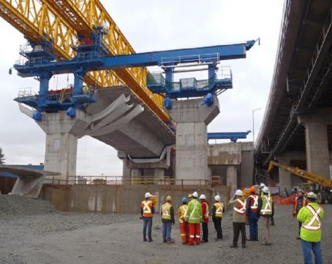 Xây dựng cầu đường thứ 3 ở Chile
