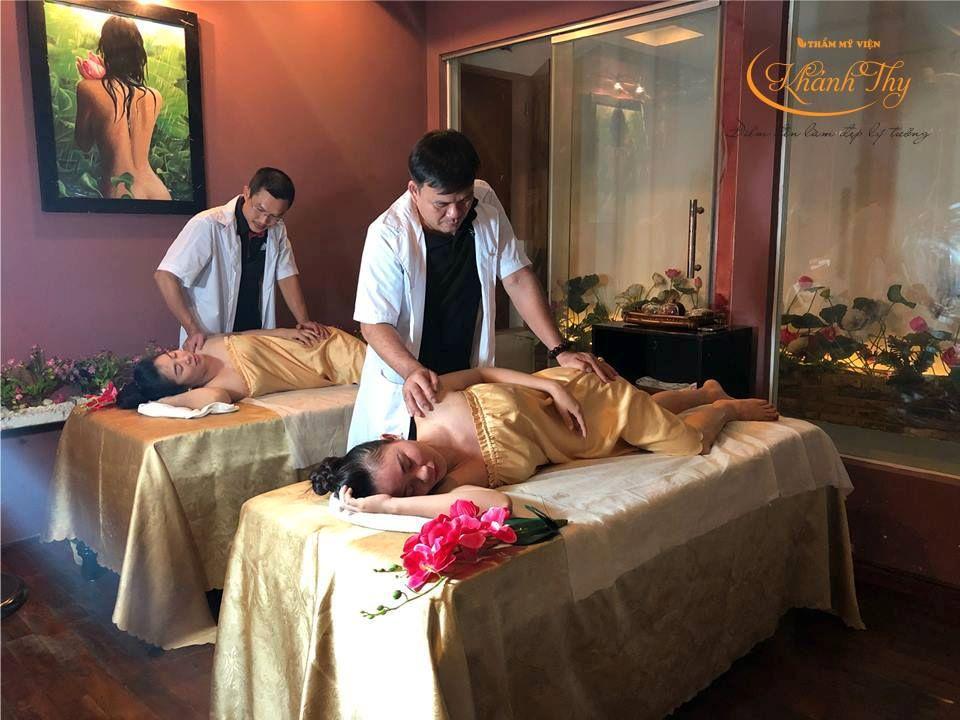 Massage vật lý trị liệu