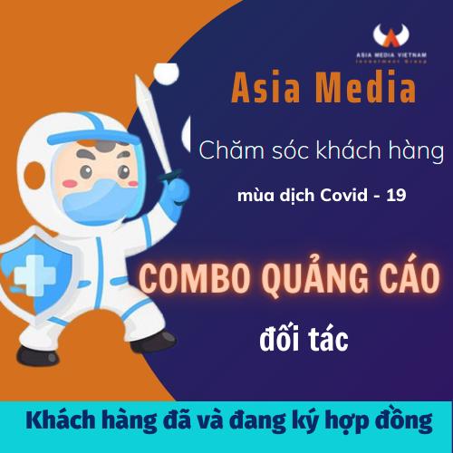 asia media vietnam chăm sóc khách hàng mùa dịch