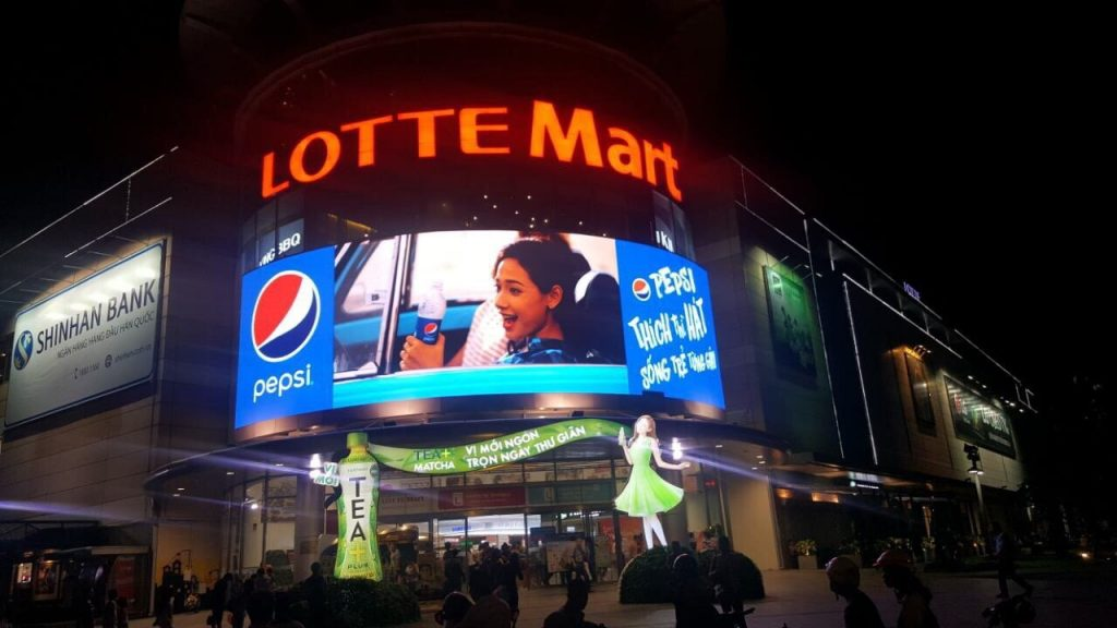 LED OUTDOOR