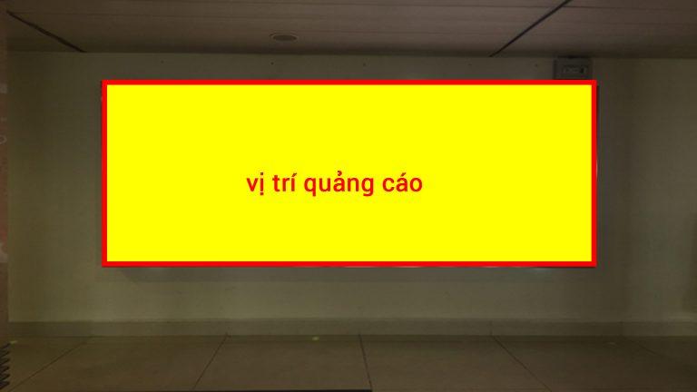 Hộp Đèn Ốp Tường Tại Khu Vực Băng Chuyền Số 3 Ga Đến Quốc Nội – Sân Bay Tân Sơn Nhất TSN-14 – Quận Tân Bình – Tp. Hồ Chí Minh