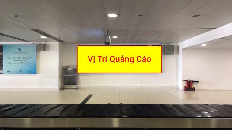 Hộp Đèn Ốp Tường Tại Khu Vực Băng Chuyền Số 6 Ga Đến Quốc Nội Tại Sân Bay Tân Sơn Nhất TSN-13 – Quận Tân Bình – Tp. Hồ Chí Minh