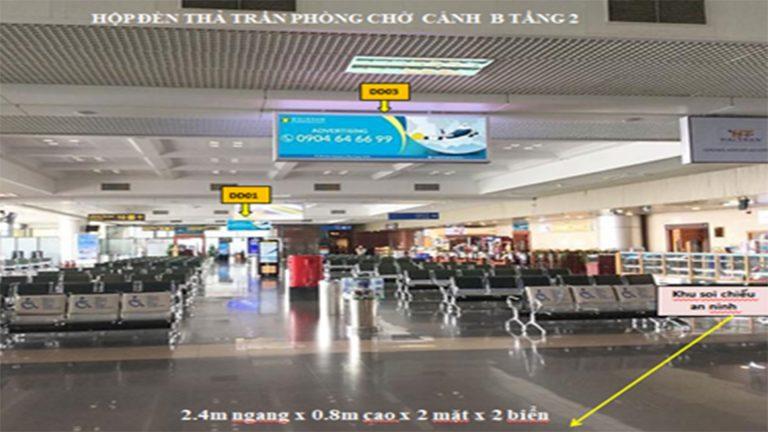 Hộp Đèn Thả Trần Tại (DD01) ,(DD03) Nội Bài , Huyện Sóc Sơn – Hà Nội (2 Vị Trí)