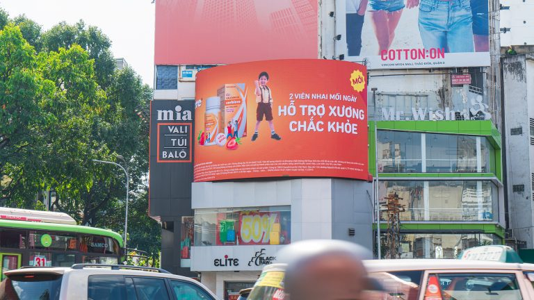 Led Outdoor Tại 02 Nguyễn Trãi – Quận 1 – Tp. Hồ Chí Minh