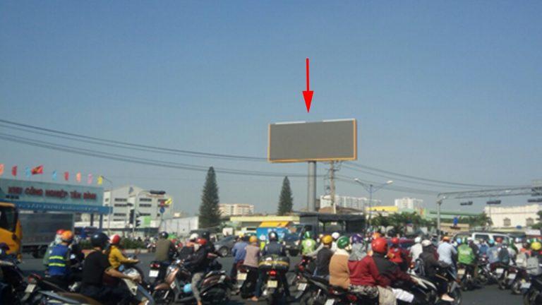 Led Outdoor Tại 889 Trường Chinh – Quận Tân Phú – Tp. Hồ Chí Minh