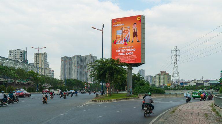 Led Outdoor Tại Cầu Sài Gòn – Quận 2 – Tp. Hồ Chí Minh