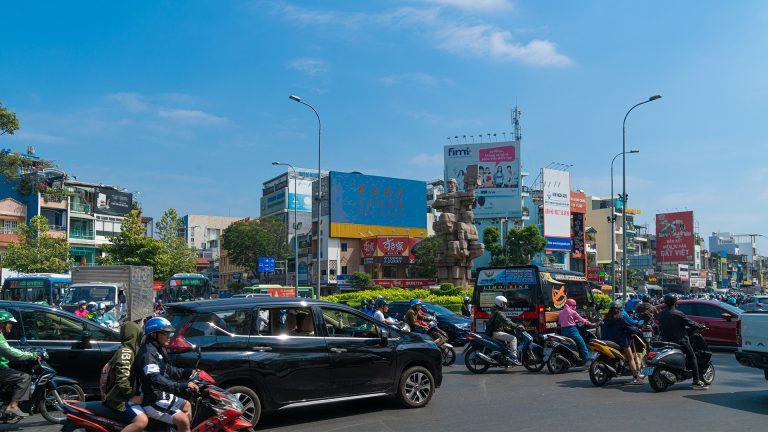 Led Outdoor Tại Lý Thái Tổ + Điện Biên Phủ – Quận 3 – Tp. Hồ Chí Minh