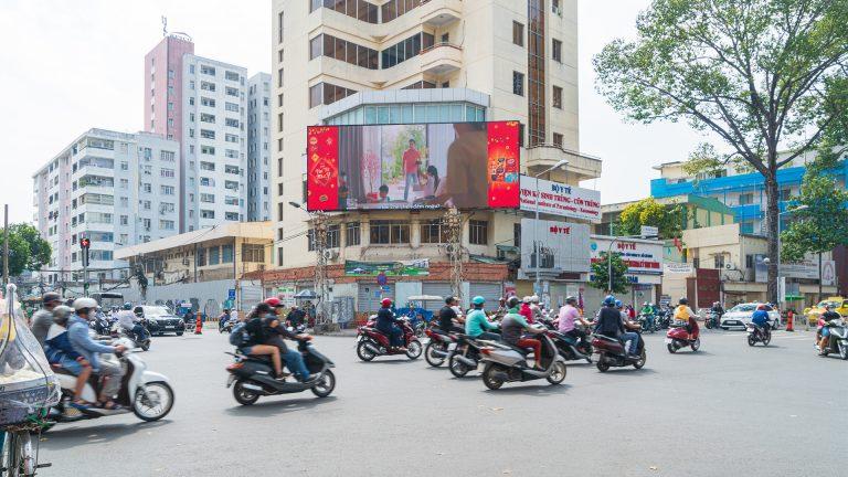 Led Outdoor Tại Ngã Tư Trần Hưng Đạo + Nguyễn Biểu – Quận 5 – Tp. Hồ Chí Minh