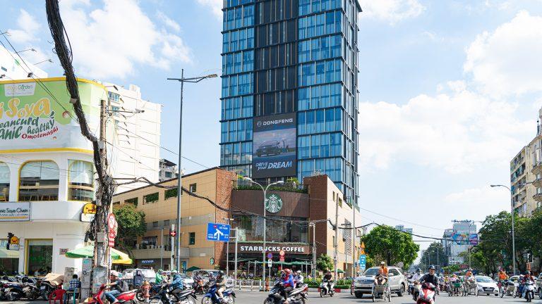 Led Outdoor Tại Tòa Nhà A&B Tower – Quận 1 – Tp. Hồ Chí Minh