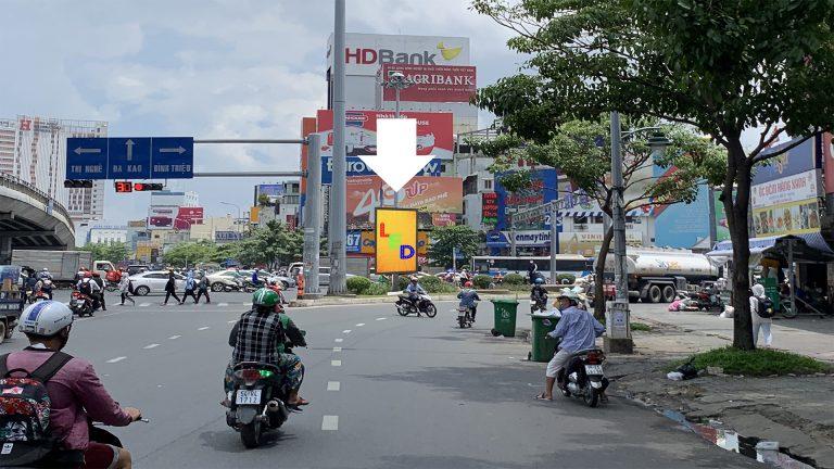 Led Outdoor Tại Vòng Xoay Hàng Xanh – Quận Bình Thạnh – Tp. Hồ Chí Minh (4 Vị Trí)