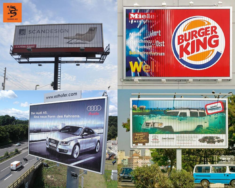 Trivision Billboard