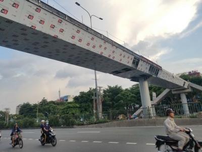 Cầu vượt Gò Vấp- TP. HCM