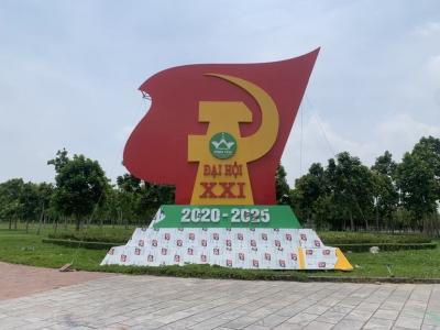 Đại hội Đảng TP. Vĩnh Yên