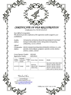 GIẤY PHÉP CFDA-CTC309-20121129